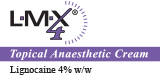 LMX4 Topical Anaesthetic Cream